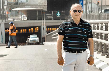 מיכאל הירשנברג, צילום: עמית שעל