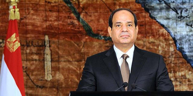 עבד אל־פתאח א־סיסי, נשיא מצרים