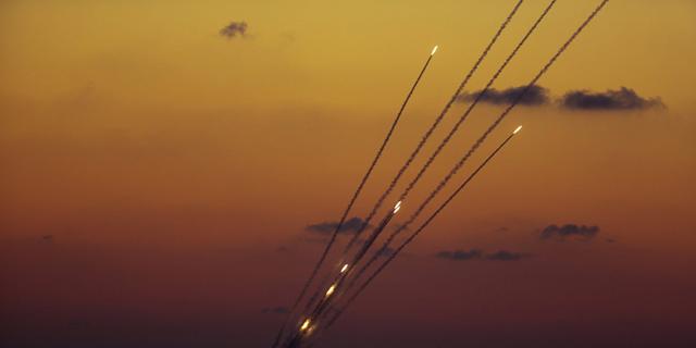 מעל 120 רקטות שוגרו מהרצועה ביממה