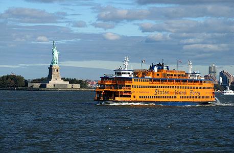 מעבורת בין מנהטן לסטייטן איילנד, ניו יורק סיטי