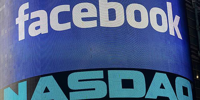 """""""מניות פייסבוק שהונפקו בנאסד""""ק תומחרו באופן בלתי סביר"""""""