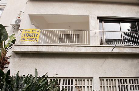 דירה תל אביבית. להשכיר מותר. ודרך Airbnb?, צילום: תומריקו