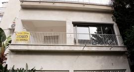 דירה ל השכרה ב תל אביב בניין מרפסת תיווך, צילום: תומריקו