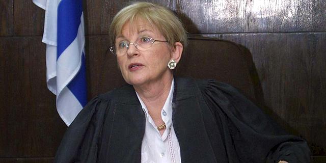 השופטת רינה משל גרוניס, צילום: גרמי פלדמן