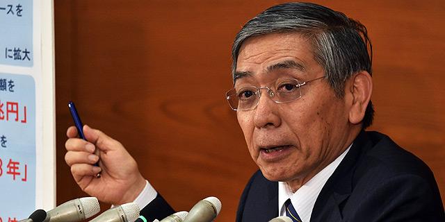 """האנליסטים חוששים: """"ההרחבה הכמותית ביפן תחמיר את איום הדפלציה באירופה"""""""