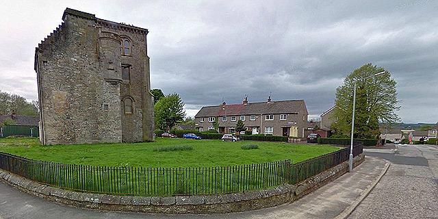 חדר שינה. יש ארבעה כאלה בטירה, צילום: savills.co.uk