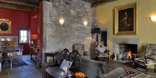 חדר המגורים, צילום: savills.co.uk