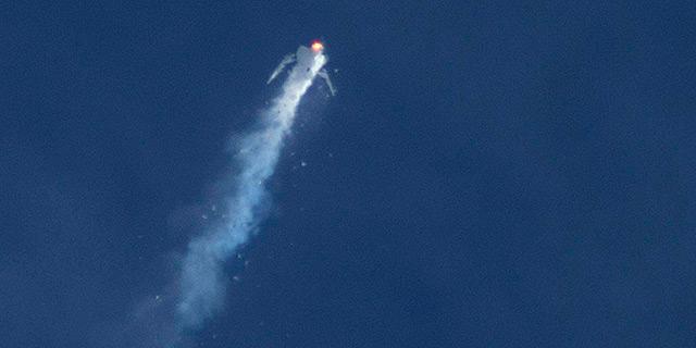 רגע הפיצוץ, צילום: רויטרס