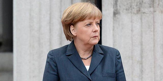 סקר בגרמניה: 40% רוצים שמרקל תתפטר - עקב משבר הפליטים