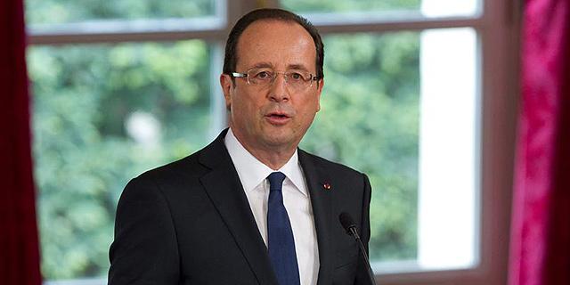 """נשיא צרפת: """"המשבר בגוש היורו הסתיים"""""""