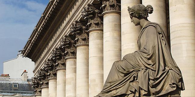 בורסת פריז, צילום: שאטרסטוק