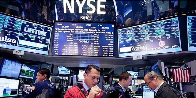 הבורסות בוול סטריט ננעלו בירידות; ורינט זינקה ב-9%