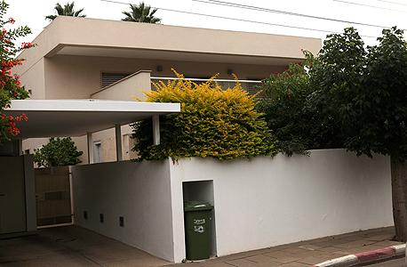 בית ברחוב שפיה בתל אביב