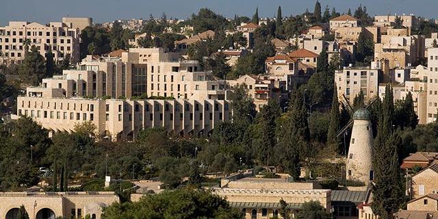 מלון ענבל בירושלים (ארכיון)