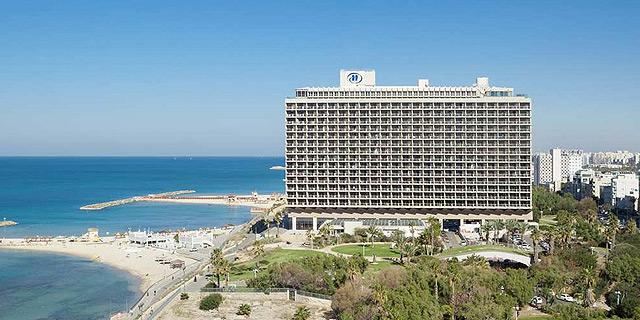 מלון הילטון בתל אביב (ארכיון)