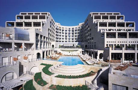 מלון מצודת דוד בירושלים של אלרוב