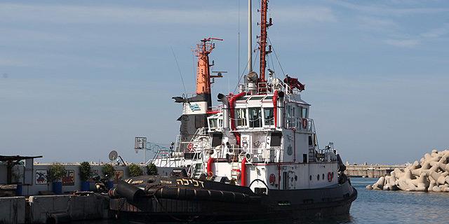 המשרד להגנת הסביבה: אמוניה דלפה ממיכל של כיל בנמל אשדוד