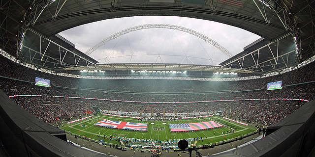 דיווח: התאחדות הכדורגל האנגלית הסכימה למכור את איצטדיון וומבלי