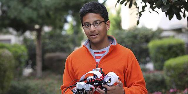 """המנכ""""ל הצעיר בעולם: בן 13 גייס הון סיכון"""