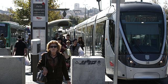 ברדיאן ובראשי יבצעו את עבודות הקו השני של הרכבת הקלה בירושלים
