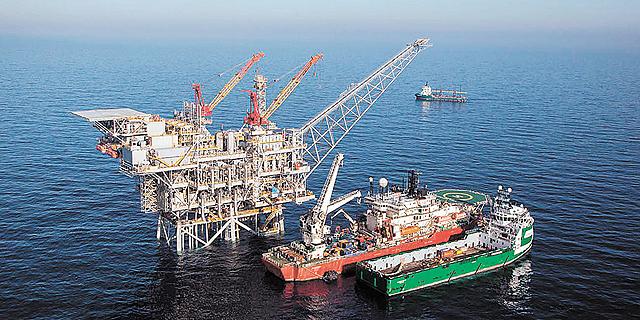 """דולפינוס פתחה במו""""מ עם EMG להולכת הגז ממאגר תמר למצרים"""