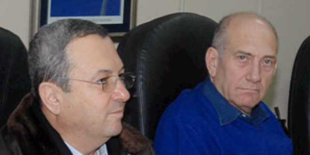 בעקבות קלטות זקן: משטרת ישראל תבדוק את טענות אולמרט בעניין אהוד ברק