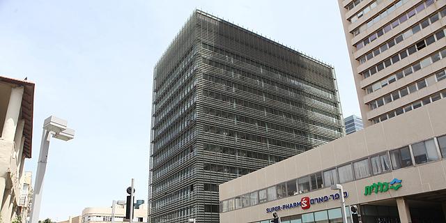 בניין הבורסה, צילום: אוראל כהן