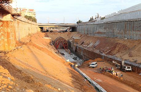 עבודות בכביש 531. הפרויקט התעכב ועלותו תפחה