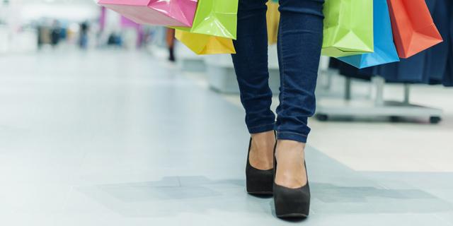 פדיונות האופנה בקניונים ירדו ב־11.7% במרץ