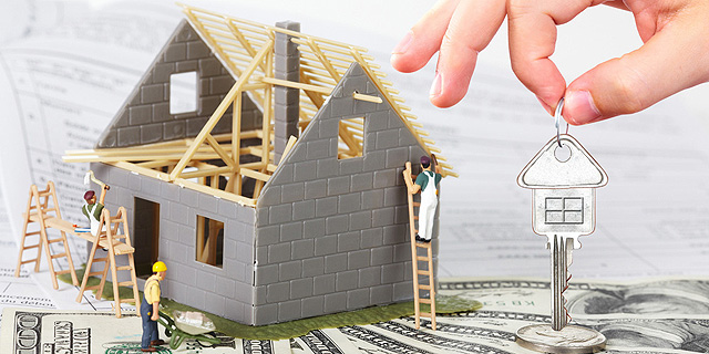 יתרת המשכנתאות של משקי הבית גדלה מתחילת השנה ב-7 מיליארד שקל