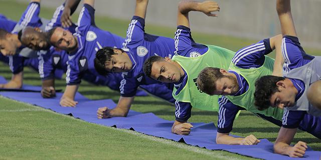 הכדורגל הישראלי צריך ניצחון נגד בוסניה