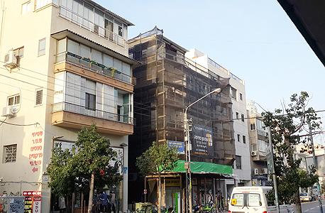 """תמ""""א 38 בתל אביב (ארכיון)"""