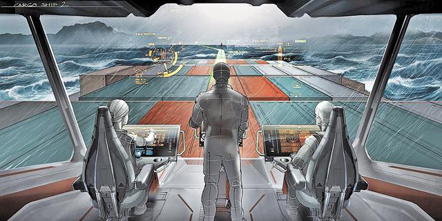 שטים אל המחר: כך יעבדו ספינות העתיד