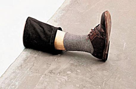 Untitled Leg. רוברט גובר