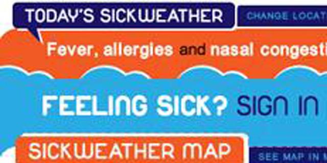 מי עלול להדביק אותך בשפעת? שאל את האפליקציה