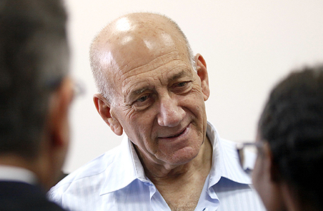 Ehud Olmert. Photo: Dudi Vaknin