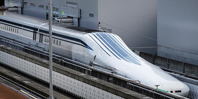 קו הרכבת החדש. מתי תשבור שוב את שיא המהירות?, צילום: בלומברג