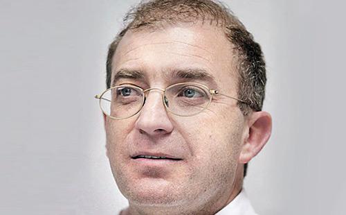 """מנכ""""ל המוסד לביטוח לאומי מאיר שפיגלר"""