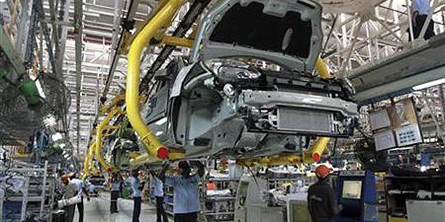 מפעל וולקסווגן, צילום: רויטרס