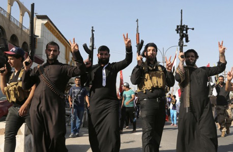 דאעש ISIS ג'יהאד טרור