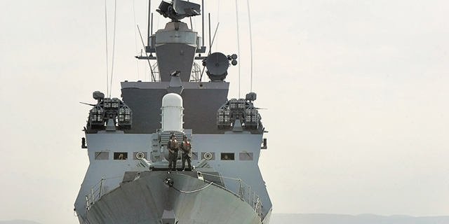 חוזה ענק של 900 מיליון שקל לחברת מספנות ישראל