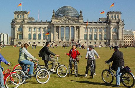 הסטארט-אפים צומחים מהר יותר בברלין