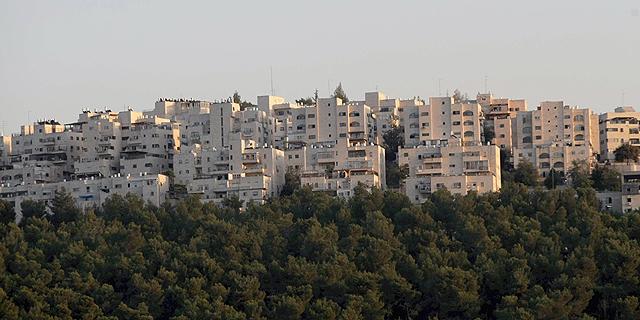 שכונת הר נוף, צילום: אלכס קולומויסקי