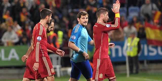 רשויות המס בספרד ממשיכות בחקירת כוכבי הנבחרת הספרדית