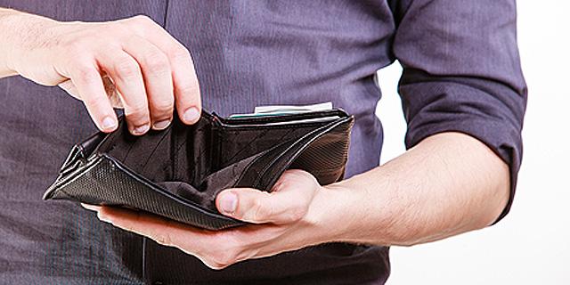 שוקעים בבור: החוב של משקי הבית תפח ב-5.4 מיליארד שקל ביולי