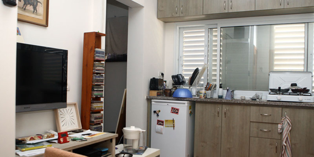 פיצל דירה בחולון ל-3 יחידות דיור ונקנס ב-75 אלף שקל