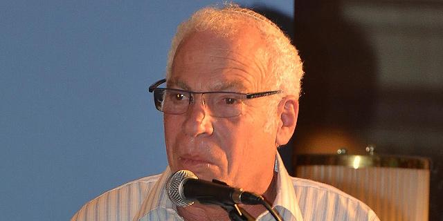 שר החלקאות אורי אריאל, צילום: איתמר סיידא