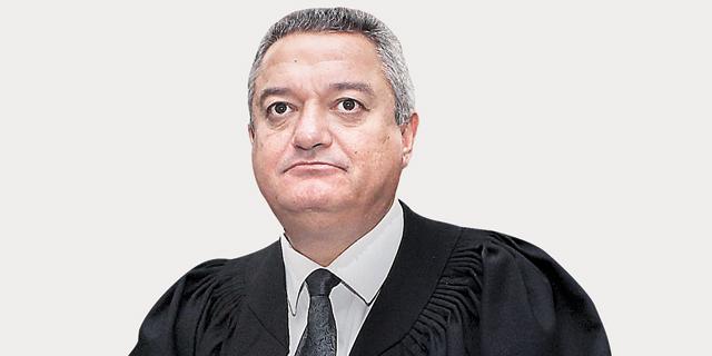 השופט חאלד כבוב, צילום: אוראל כהן