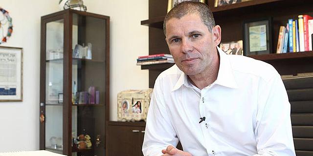 מוסף מנהלים טל רז מנכל כלל פיננסים, צילום: אוראל כהן