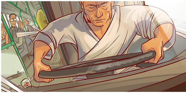 """""""סופר-פוטין"""". גיבור על שנוי במחלוקת, צילום:  www.superputin.ru"""